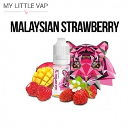 E-liquide Malaysian Strawberry - SOLANA