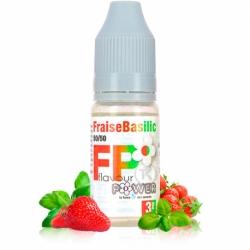 fraise basilic 10 ml