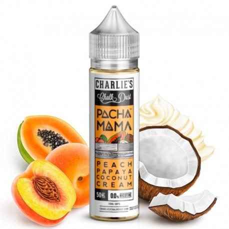 peach papaya coconut pacha mama
