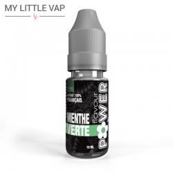 E-liquide Menthe Verte - Flavour Power