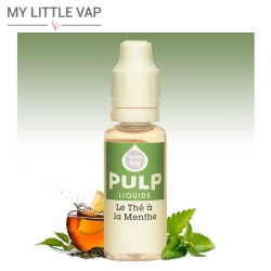E-liquide Thé à la Menthe - PULP